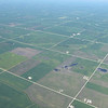 Nothern Iowa farmland.  All laid out in 1 mile grids