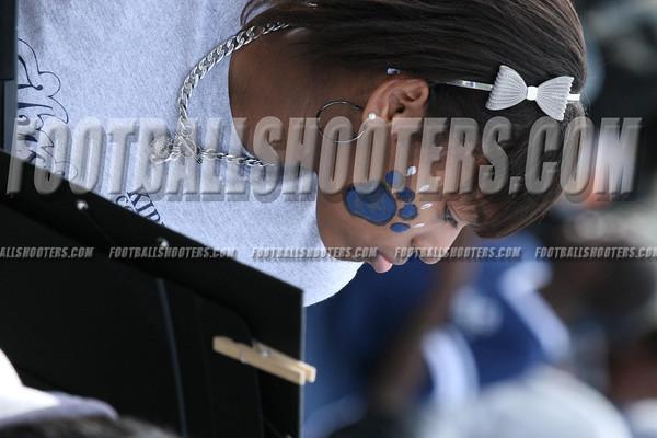 2011 KIPP NYC vs STUYVESANT HOMECOMING FAN SHOTS
