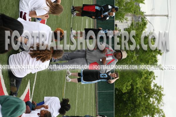 2011-NY Sharks Girls Only Football Camp