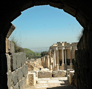Beit She'an Roman Theater