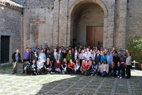 2011 JAS in Erice, Sicily, Italy