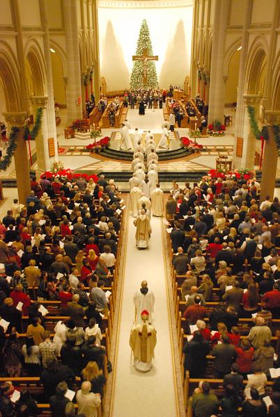 2011 Midnight Mass
