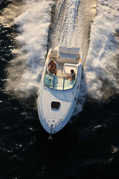 Sea Ray 255 Sundancer (2011)