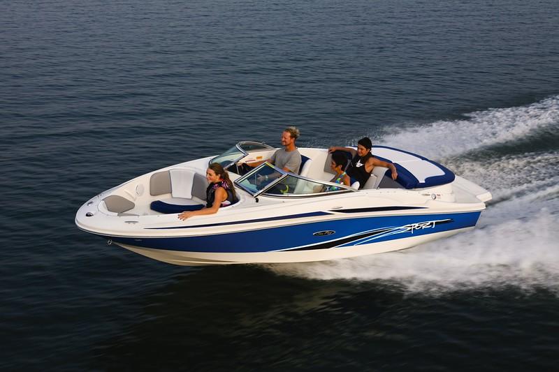 Sea Ray 195 Sport (2011)