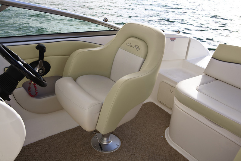 Sea Ray 200 Sundeck (2011)