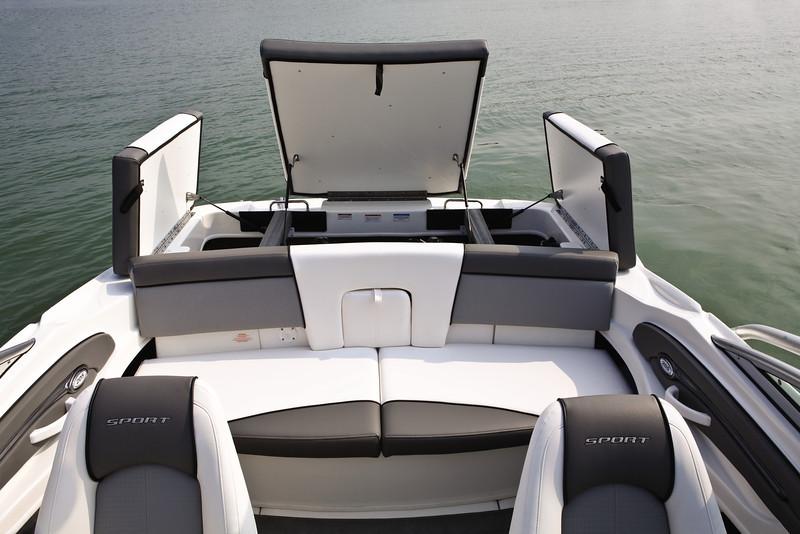 Sea Ray 205 Sport (2011)