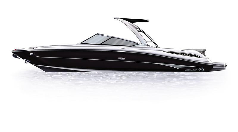 Sea Ray 270 SLX (2011)