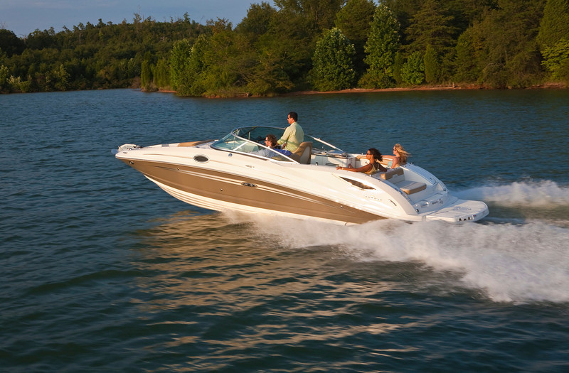 Sea Ray 300 Sundeck (2011)