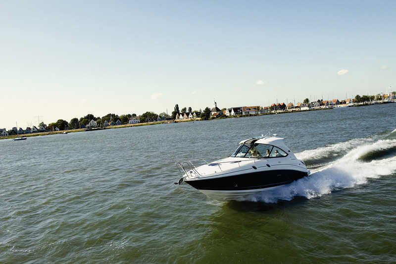 Sea Ray 305 Sundancer HT (2011)