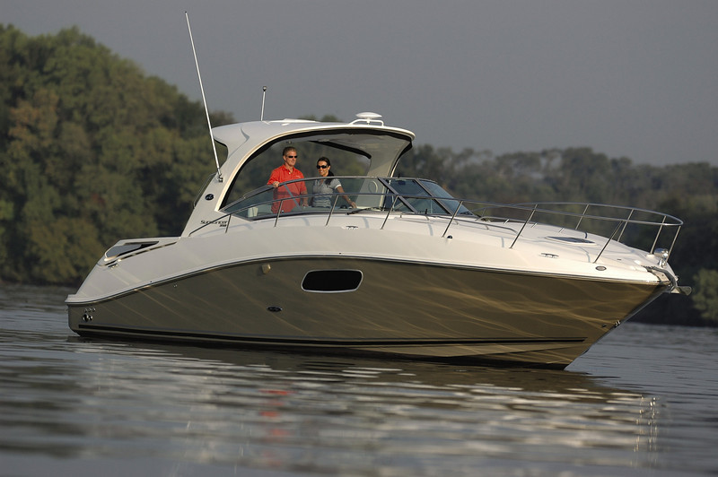 Sea Ray 370 Sundancer (2011)