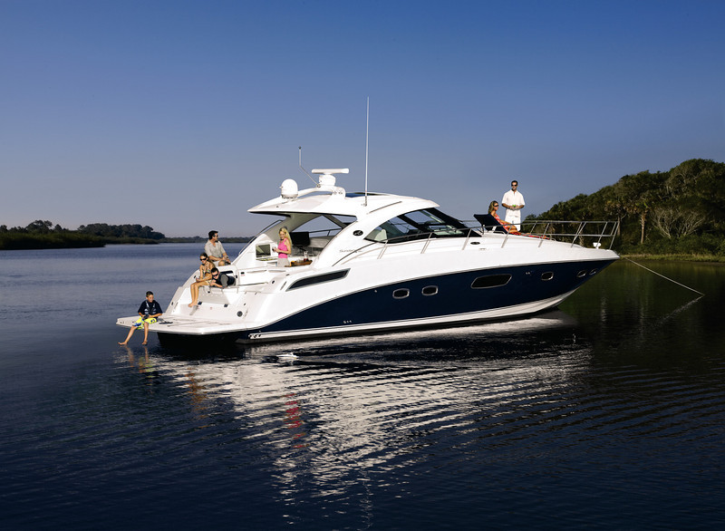 470 Sundancer - searay