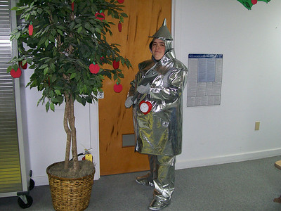 """The Tin Man--If I only had a heart!"""