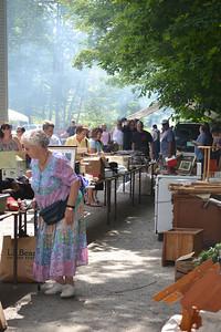 1 Firemen's Flea Market