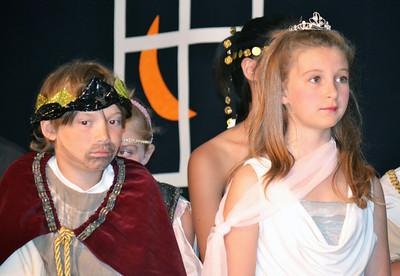 14 Theseus and Hippolyta