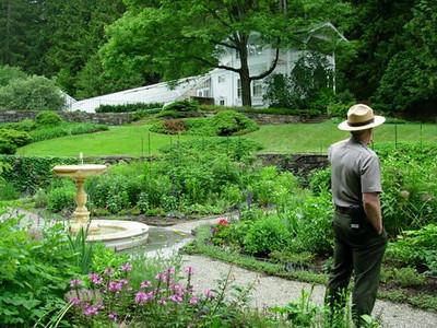 Marsh-Billings-Rockefeller Gardens