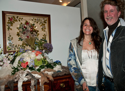 History in Bloom Woodstock Historical Society Honors  Betty Emmons Woodstock VT June 24, 2011 Copyright ©2011 Nancy Nutile-McMenemy www.photosbynanci.com For the Vermont Standard