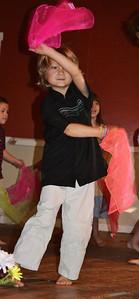 3 Django Scarf Dance