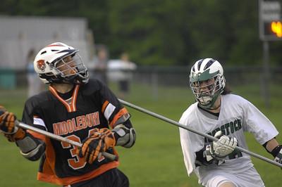 Kyle Anderson (capt) attempts an interception