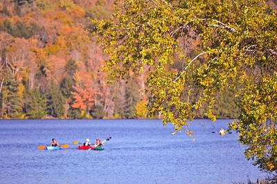 6 Kayakers
