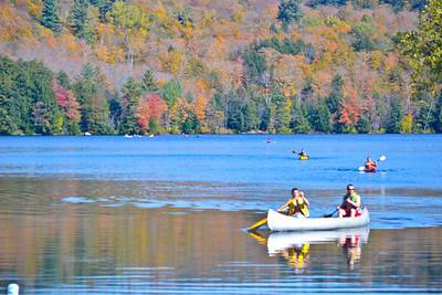 4 Canoeing
