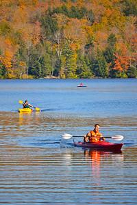 7 Kayakers