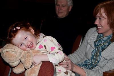 Dan Zanes and Friends Woodstock Town Hall Theater, Woodstock VT January 22, 2011 Copyright ©2011 Nancy Nutile-McMenemy www.photosbynanci.com For the Vermont Standard