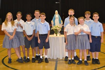 2011-10-07 Living Rosary