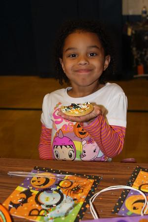 2011-10-21 Girl Scout Lock-In