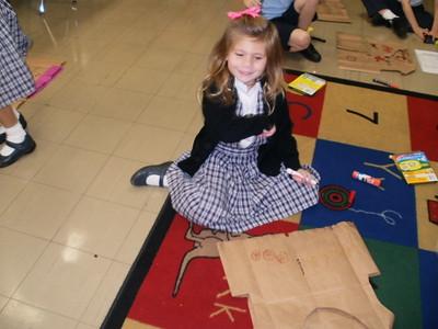 2011-11-16 Kindergarten Pumpkin Patch and Thanksgiving Fun