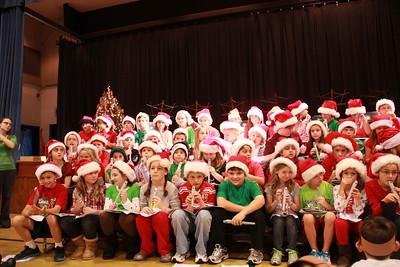 2011-12-20 3rd Gr Precorder Christmas Program