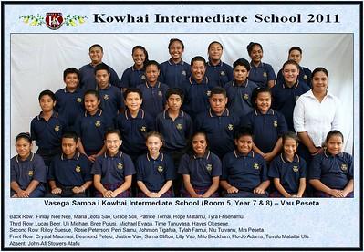 2011 School Photos