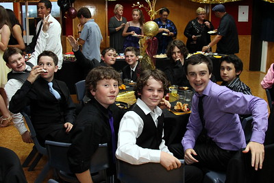 2011 Year 8 Graduation Ball