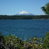 Howard Prairie Lake with Mt McLoughlin in the background, Oregon