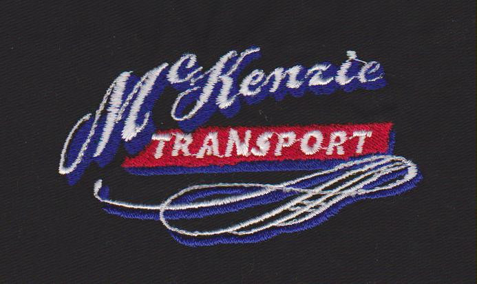 00 McKenzie Transport Logo
