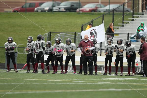 Minor Championship - Jets vs Raiders - 10/30/11