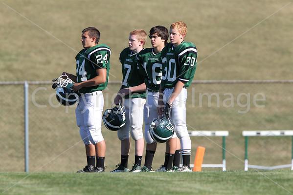 Freshman - Waterford vs Elkhorn 9/15/11
