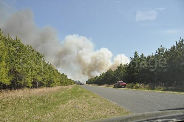 03232011 Structure_Brush Fire, Benjamin Rd, Colleton, SC