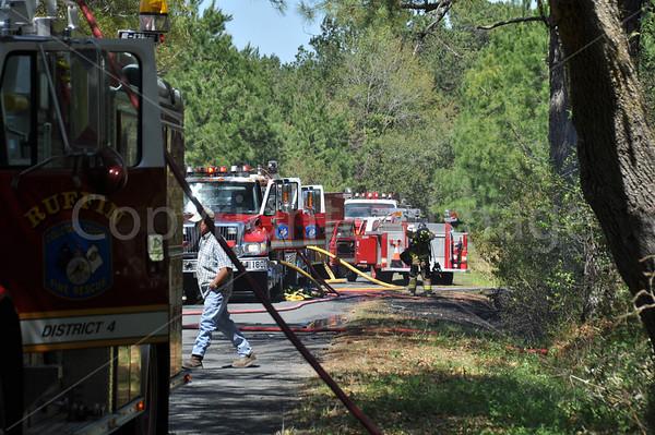 03242011 Grass Fire, Forks Rd, Colleton, SC