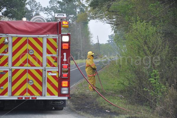 03262011 Brush Fire, Cooks Hill Rd, Colleton, SC