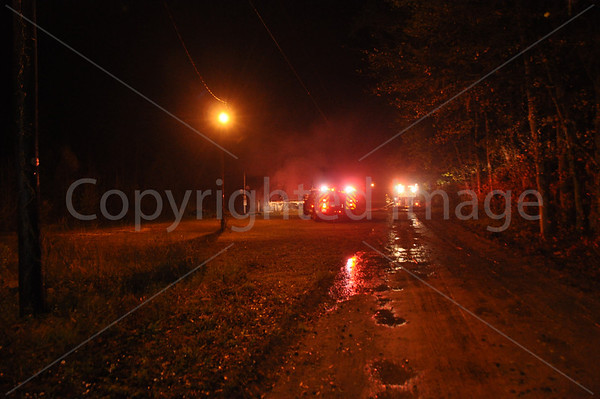 03272011 Structure Fire, Adrian Ln, Green Pond, SC