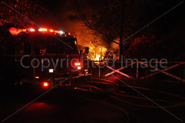 04062011 Structure Fire, Seigler Dr, Walterboro, SC