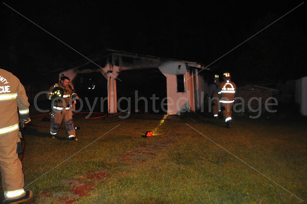 05102011 Structure Fire, Low Country Hwy, Colleton, SC