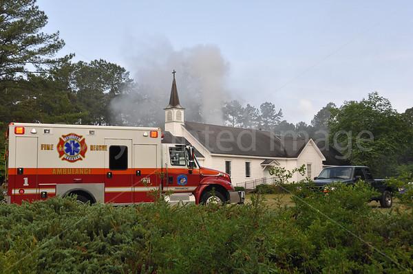 05292011 Structure Fire, Peniel Rd, Walterboro, SC