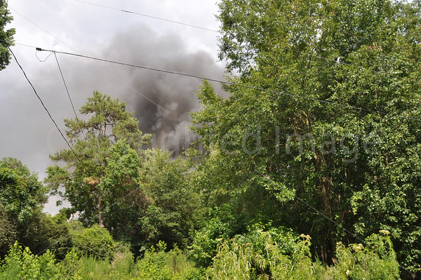 06232011 Structure fire, Rivers St, Walterboro, SC