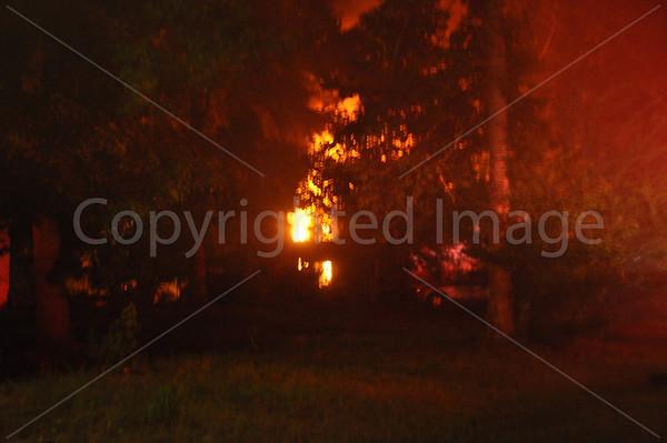 07032011 Structure Fire, Dairy, Ln, Cottageville, SC