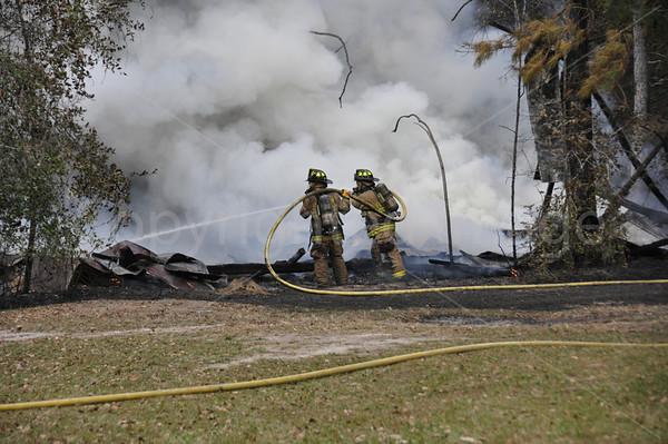 11262011 Structure Fire, Merrick Dr, Colleton, SC
