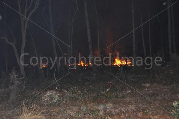 12222011 Brush Fire, Red Oak Rd, Colleton, SC