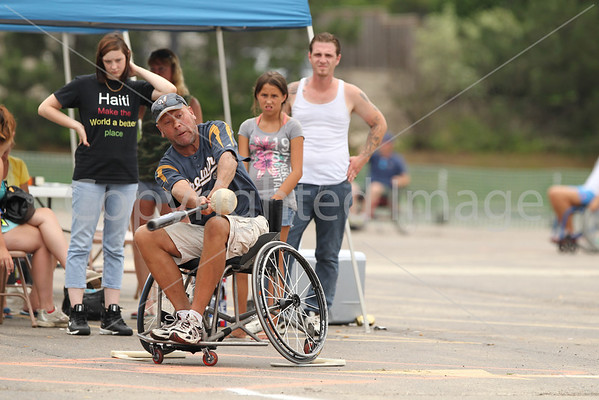 WPVA Wheelchair Softball Festival 7/24/11