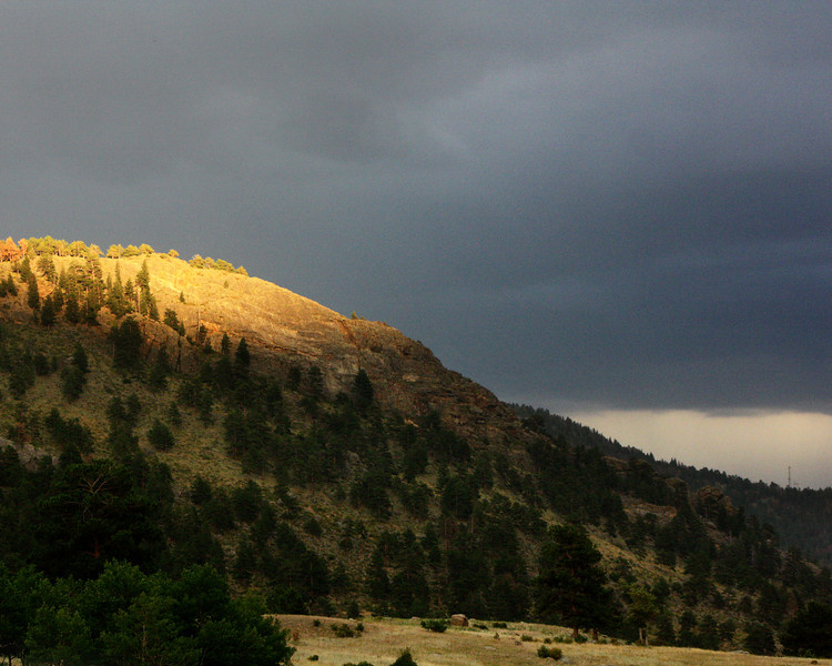 "Rocky Mountain National Park: Renny, 15 - ""Lighton Peak"""
