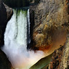 "Yellowstone National Park: Jessie, 16 - ""The Waterfall"""